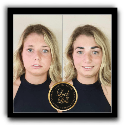 brow lift, cicci style, look by linn, start kit
